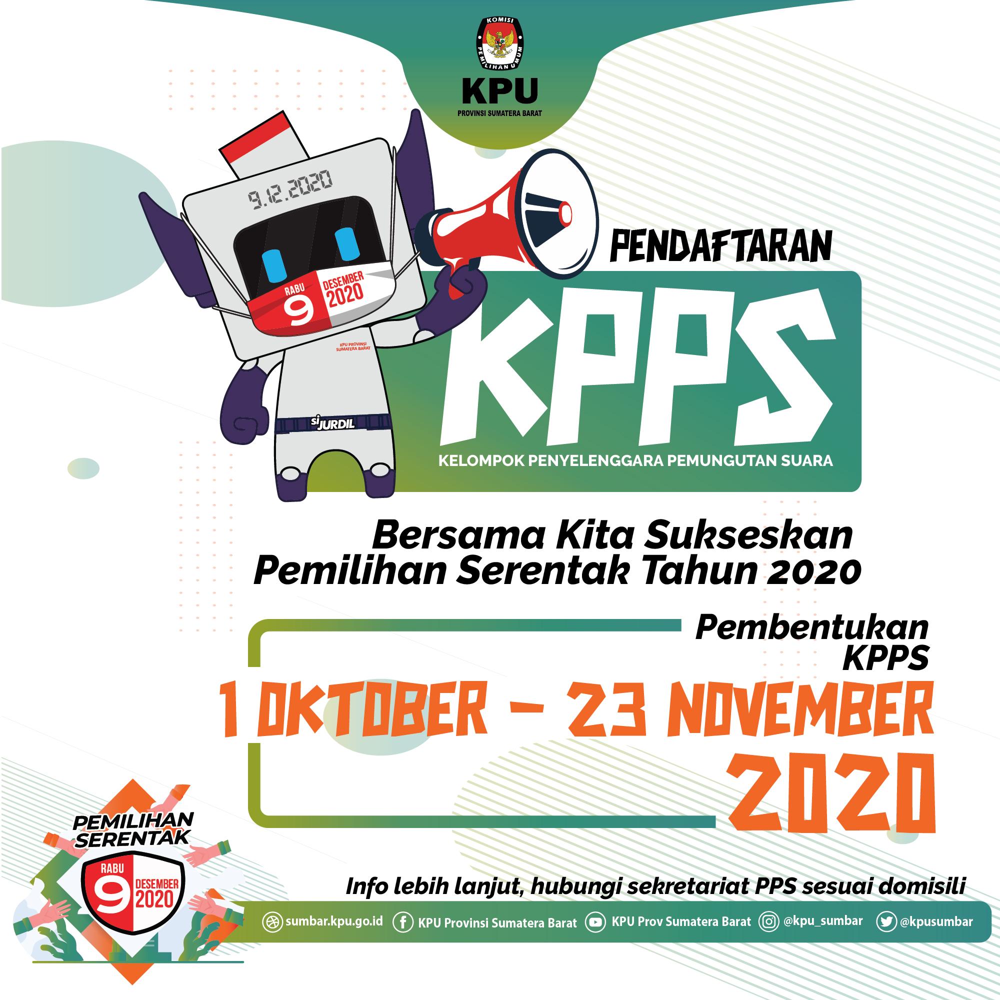 KPU Sumbar - KPPS