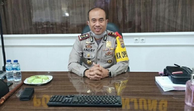 Kapolres Sijunjung AKBP Andry Kurniawan S.IK.M.HUM. (Dok : Istimewa)