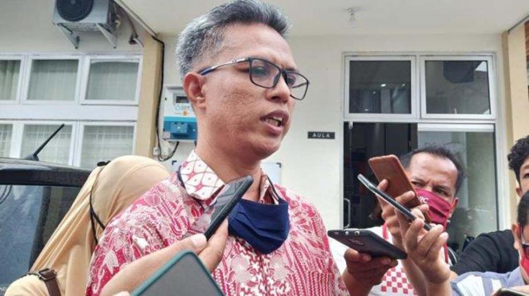 Komisioner KPU Sumbar Izwaryani (Dok ; Istimewa)