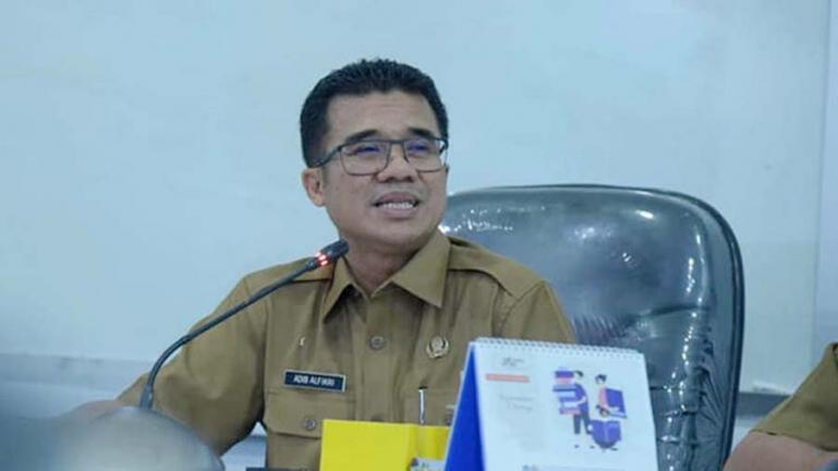 Kepala Dinas Pendidikan Sumbar Adib Alfikri (Dok : Istimewa)