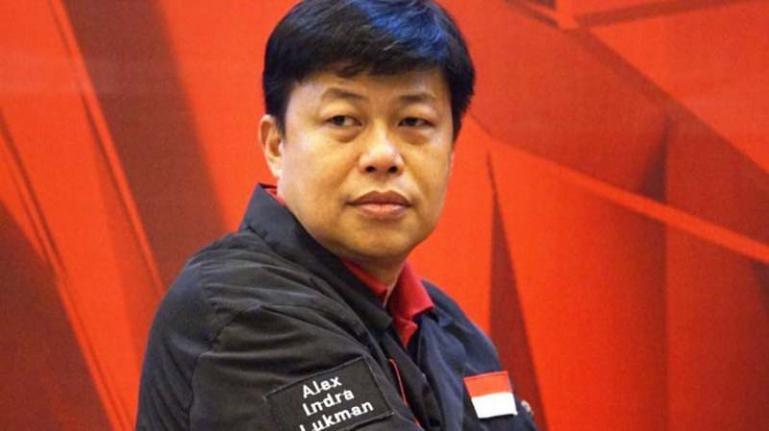 Ketua DPD PDIP Sumbar, Alex Indra Lukman. (Dok : Istimewa)