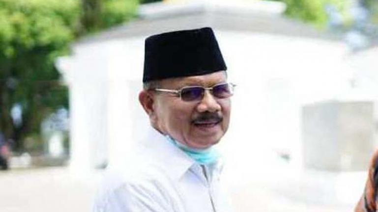 Bupati Padang Pariaman, Ali Mukhni. (Liputan6.com/ Dok. Humas Padang Pariaman)