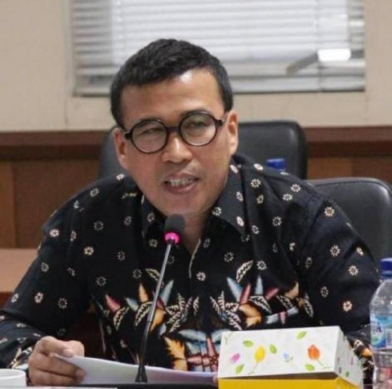 Anggota MPR dari unsur DPD RI,  Alirman Sori. (Dok : Istimewa)
