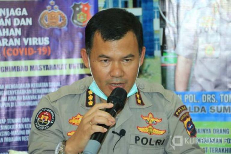 Kabid Humas Polda Sumbar Kombes Pol Satake Bayu Setianto (Dok ; Istimewa)