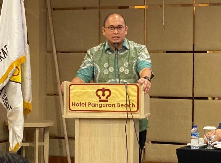 Ketua IKM Respon Penjelasan Megawati Andre Rosiade: Sumbar Menjiwai Pancasila, Gotong Royong dan NKRI