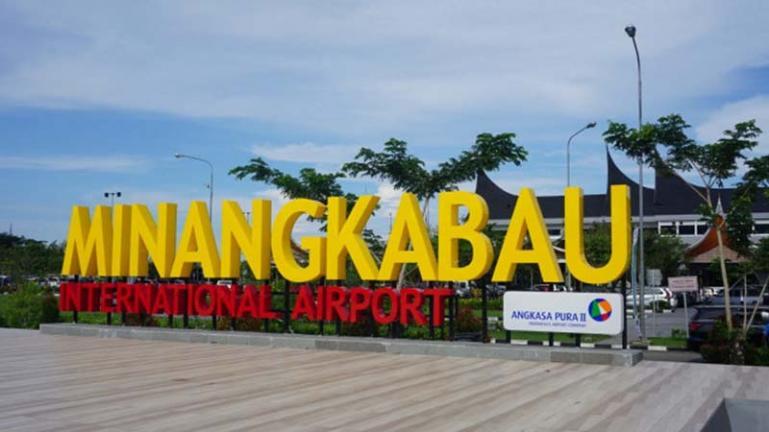 Bandara Internasional Minangkabau. (Dok : Istimewa)