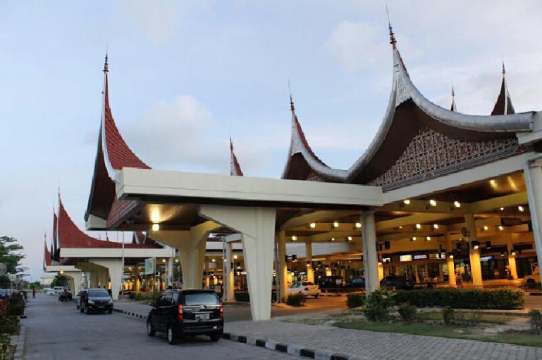 Suasana Bandara Internasional Minangkabau. ( Dok : Istimewa)