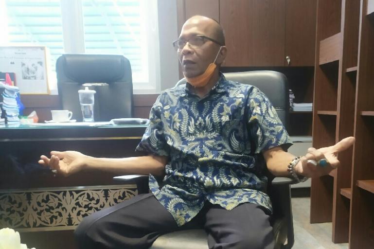 Foto : Sekretaris Komisi I DPRD Sumbar, H. Muhammad Nurnas.