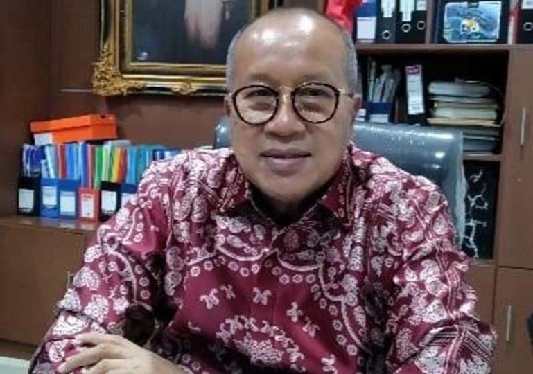 Ketua Tim Relawan NA-IC, Sengaja Budi Syukur