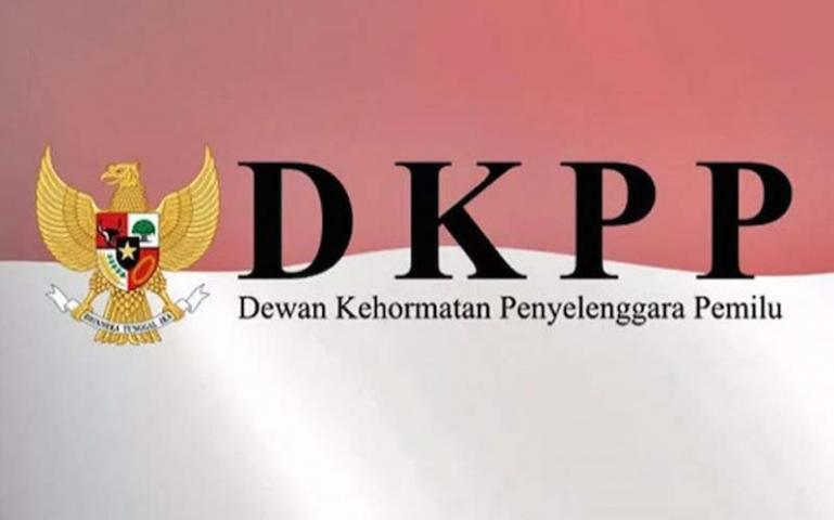 Dewan Kehormatan Penyelenggara Pemilu (DKPP).