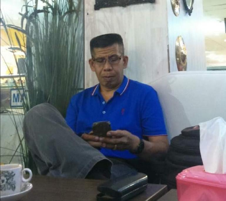 Eridwan Tanjung siap jadi Ketum NTC Sumbar periode 2021-2024. ( Dok : Istimewa)