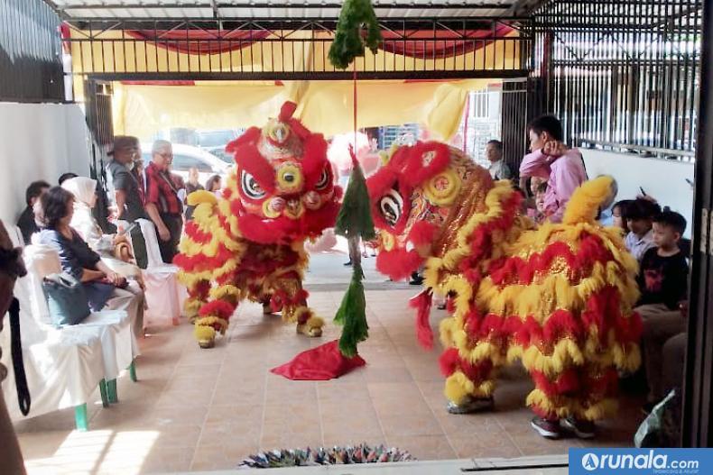 Berbagai kegiatan digelar Festival Cap Go Meh 2020 di Tabuh