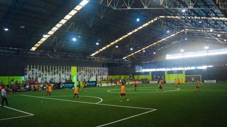 Ilustrasi lapangan mini soccer (Dok ; Istimewa)