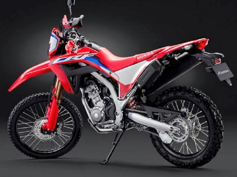 Honda CRF250L 2021 (Dok : Istimewa)
