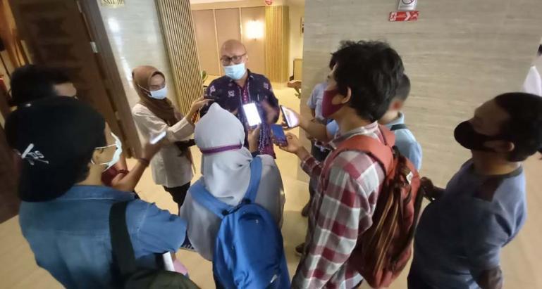 Ilham Pastikan TPS Bisa Diakses Kelompok Disabilitas