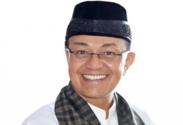 Cawagub Sumbar Indra Catri (Dok : Istimewa)