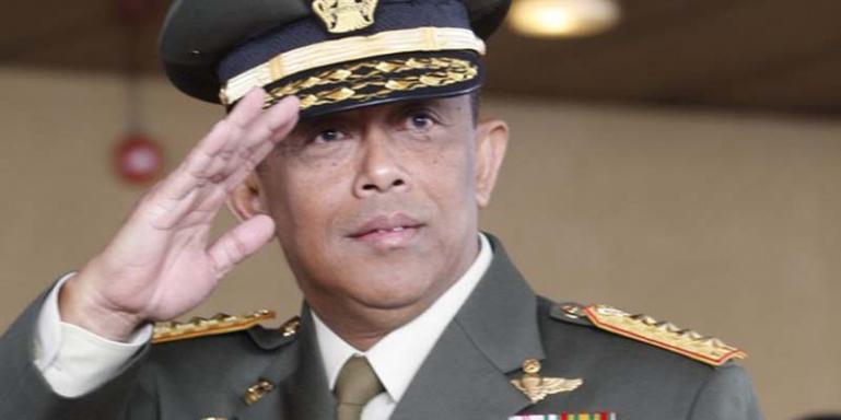 Jenderal TNI (Purn) Djoko Santoso. (Dok : Merdeka.com)
