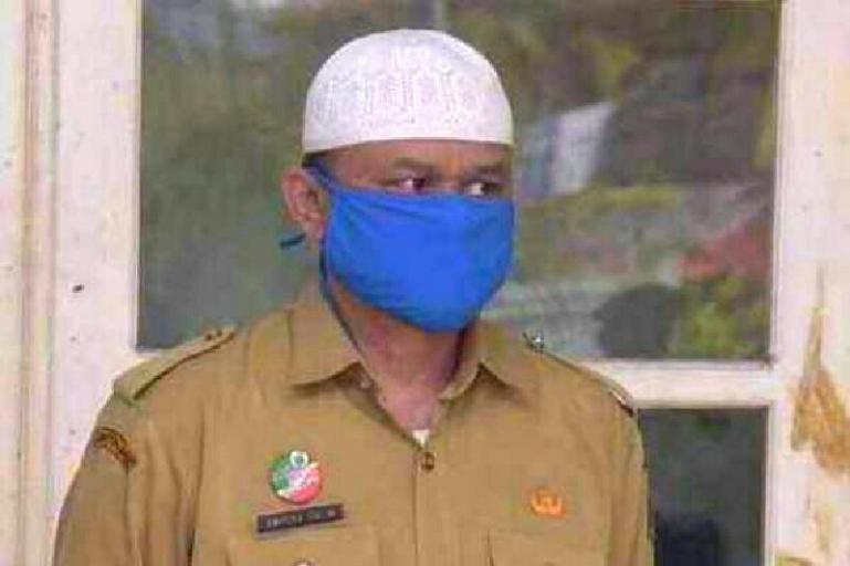 Jubir Gugus Penanganan Covid-19 Padang Panjang, Ampera Salim. (Dok : Istimewa)