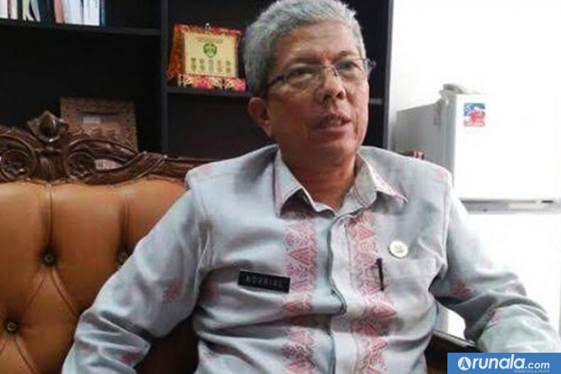 Kepala Dinas Pariwisata Sumatera Barat, Novrial.