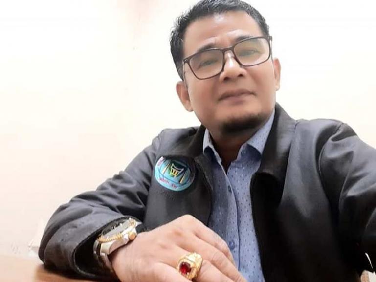 Sekretaris Jenderal Forum Komunikasi Perantau (FKP) Pessel, Agus Chaniago. (Dok : Istimewa)