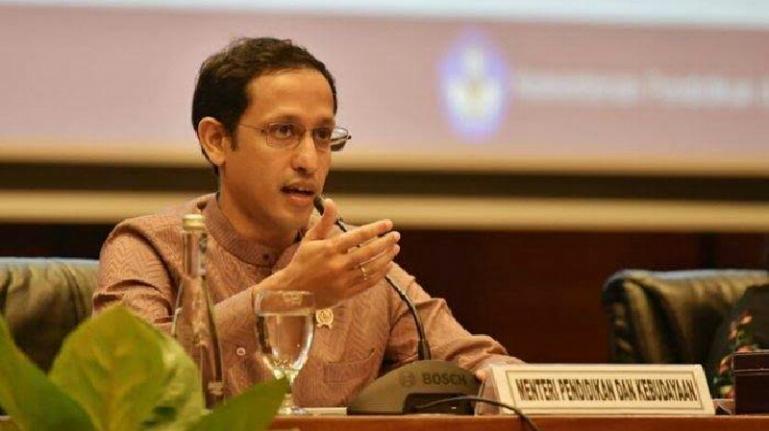 Menteri Pendidikan dan Kebudayaan (Mendikbud), Nadiem Anwar Makarim. (Dok : Istimewa)