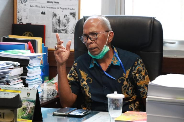 Sekretaris Komisi I DPRD Sumbar Muhammad Nurnas