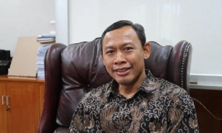 Komisioner KPU RI, Pramono Ubaid Tanthowi. (Dok : Istimewa)