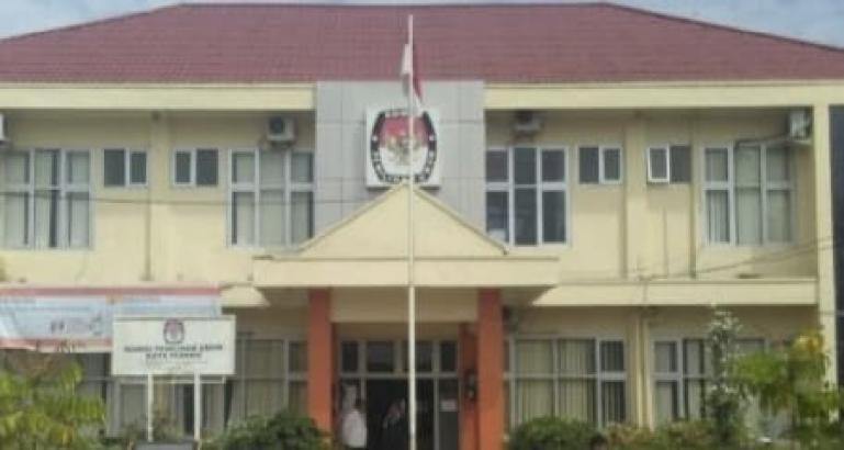 Kantor KPU Kota Padang. (Dok : Istimewa)