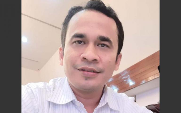 Komisioner KPU Sumbar, Gebril Daulay. (Dok : Istimewa)