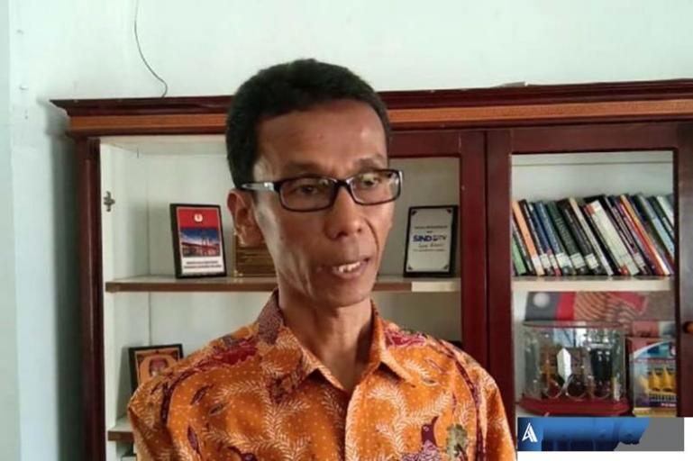 Ketua KPU Sumbar, Amnasmen. (Dok : Istimewa)