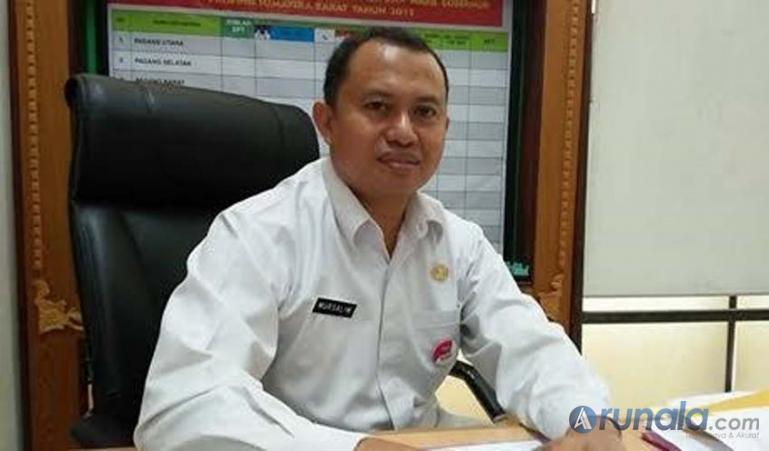 Kepala Dispora Padang Mursalim