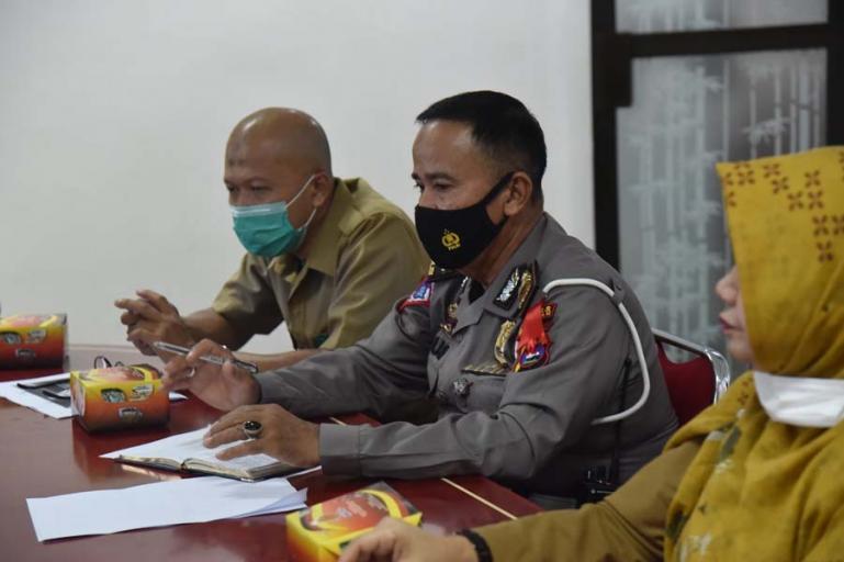 Pemko Pariaman lakukan rapat persiapan penyambutan kedatangan rombongan  Ombusdman RI, Senin (17/5). (Dok : Istimewa)
