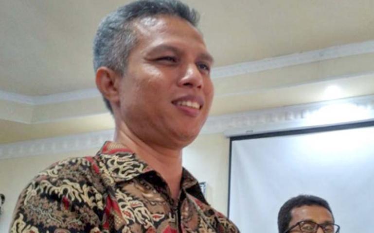 Foto : Anggota KPU Sumbar Izwaryani. (Dok : Istimewa)