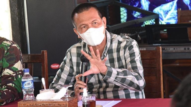 Wali Kota Pariaman, Genius Umar. (Dok : Istimewa)