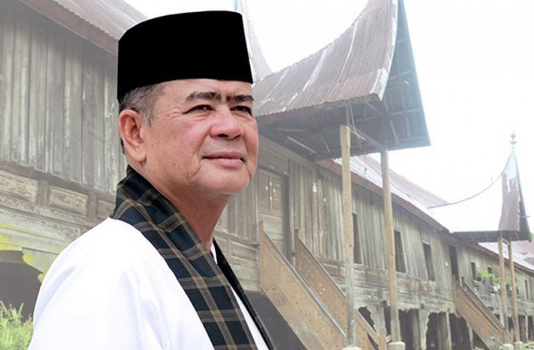 Kenang Mantan Bupati Pasbar Syahiran Nasrul Abit: Beliau Pernah Titip Pembangunan Teluk Tapang