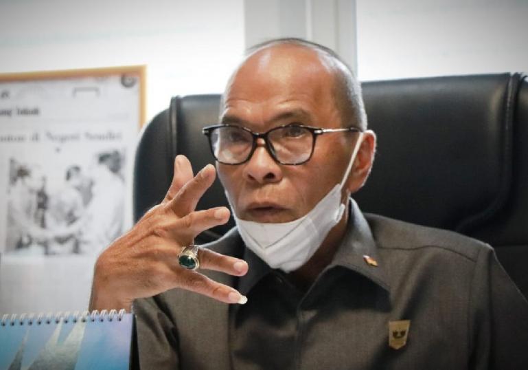 Sekretaris Komisi I DPRD Sumbar, Muhammad Nurnas. (Dok : Istimewa)