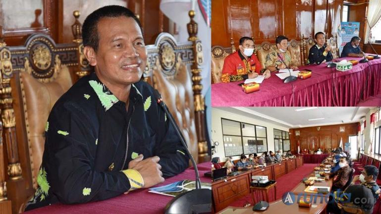Finalisasi Rakor Iven Pariwisata Pariaman Bakal Gelar Pariaman Festival 2021