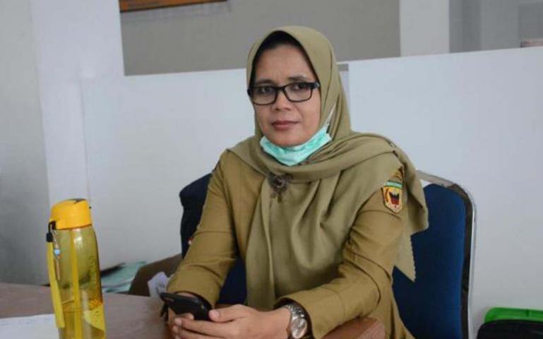 Kabid P2P Dinkes Kabupaten Tanah Datar, Roza Mardiah. (Dok : Istimewa)