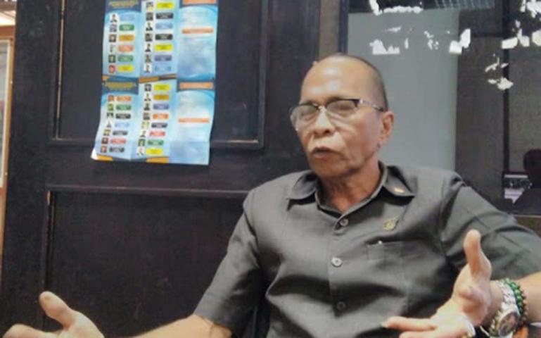 Sekretaris Komisi I DPRD Sumbar, M Nurnas. (Dok : Istimewa)