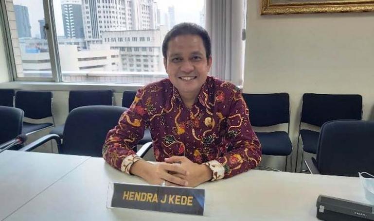 Wakil Ketua Komisi Informasi (KI) Pusat, Hendra J Kede. (Dok : Istimewa)