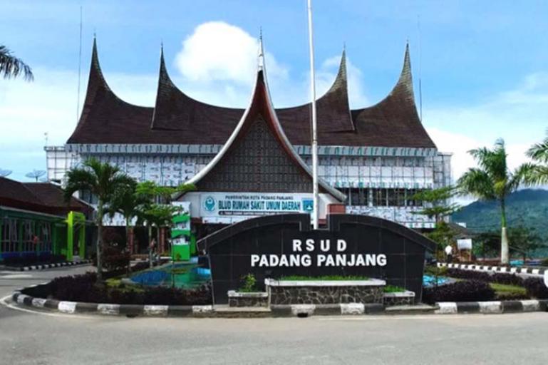 RSUD Padang Panjang. (Dok.Istimewa)