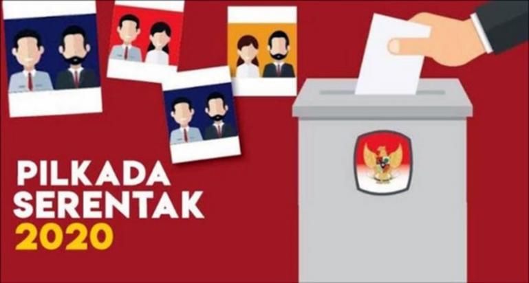 Foto : Ilustrasi Pilkada Serentak 2020 (news.detik.com)