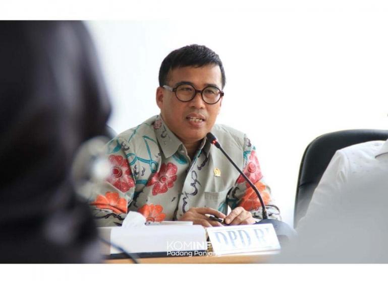 Ketua Umum DPP PKPS, Alirman Sori. (Dok : Istimewa)