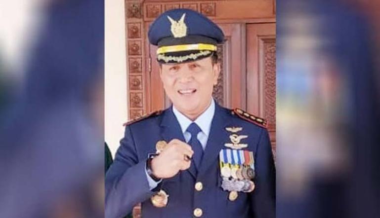Ketua seminar nasional PPRA PPRA LXII 2021 Lemhanas RI, Kolonel Pnb Aldrin P Mongan, ST, MHum, MHan. (Dok : Istimewa)