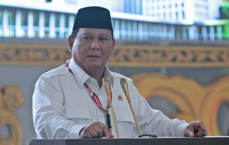 Ketua Umum Partai Gerindra, Prabowo Subianto (Dok : Istimewa)