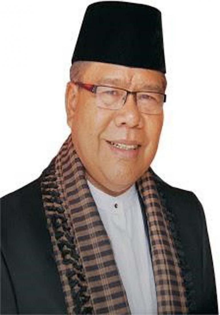 Prof Sufyarma Marsyidin MPd