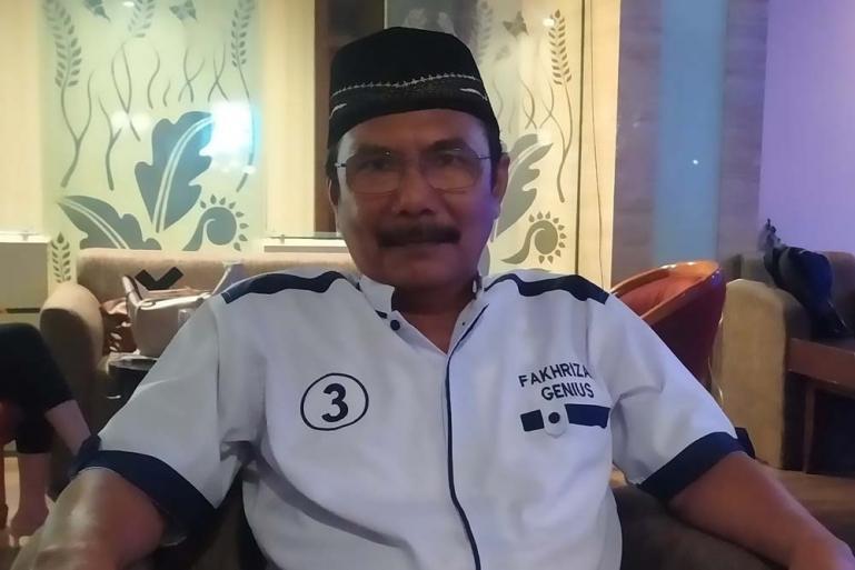 Presiden Pedagang Kaki Lima Indonesia, Hermasyah KD