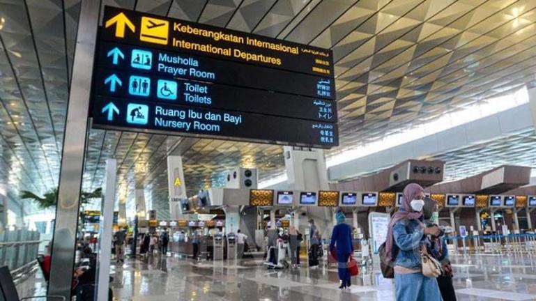 Terminal 3 Bandara Soekarno Hatta Tangerang, Banten. (Dok : Istimewa/metro.tempo.co)