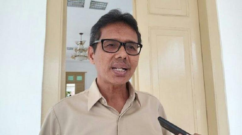 Gubernur Sumbar Irwan Prayitno. (Foto : tribunpadang.com)