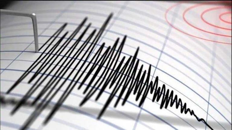 Ilustrasi : Gempa Bumi.